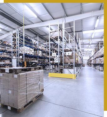 warehouse inside